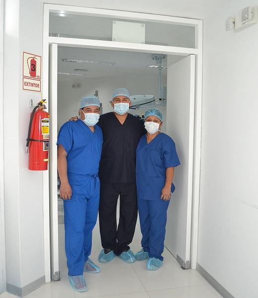 Sala de Clinica